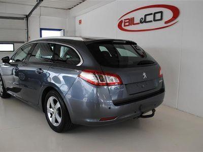 brugt Peugeot 508 1,6 e-HDi Active ESG 112HK Stc 6g Aut.