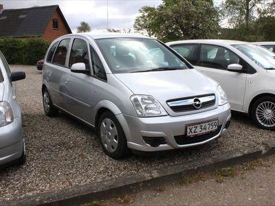 käytetty Opel Meriva 1,4 Twinport Enjoy 90HK