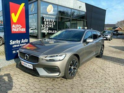 brugt Volvo V60 D4 190 Momentum aut.