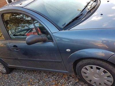 brugt Citroën C3 1.4hdi furio clim 1,4