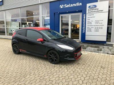 brugt Ford Fiesta SCTi 140 Black Edition