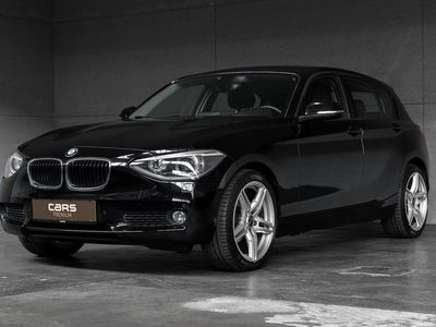 brugt BMW 116 d 1,5 D Steptronic 116HK 5d 8g Aut.