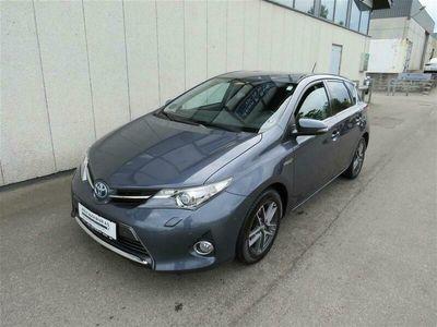 brugt Toyota Auris Hybrid 1,8 VVT-I Hybrid Premium E-CVT 136HK 5d Aut.