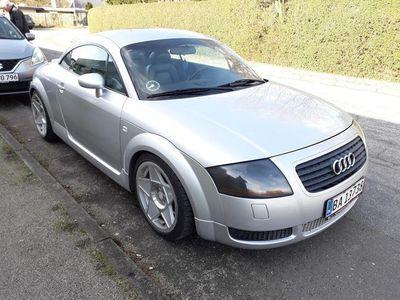 gebraucht Audi TT 1,8 Turbo