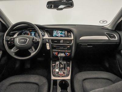 brugt Audi A4 1,8 TFSi 120 Avant Multitr., 5d