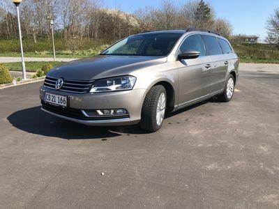 gebraucht VW Passat VARIANT 2,0 TDI AUT.