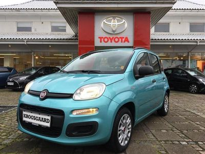 brugt Fiat Panda 1,2 Easy 69HK 5d