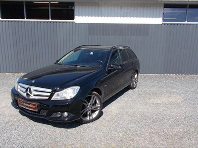 gebraucht Mercedes C220 T 2,0 CDI BlueEfficiency 170HK Stc 6g