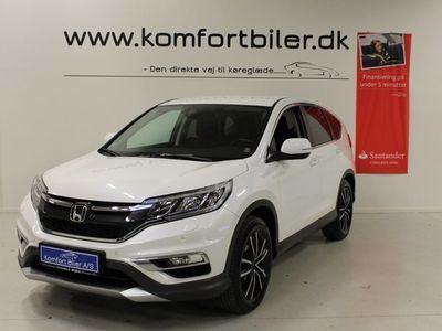 käytetty Honda CR-V 1,6 i-DTEC Elegance