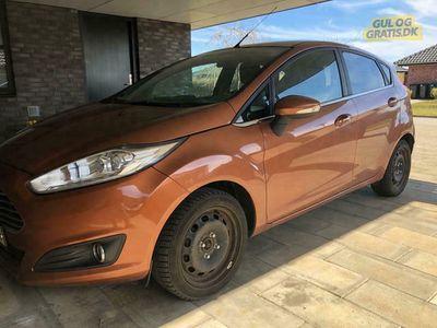 brugt Ford Fiesta 1,0 EcoBoost 125 HK