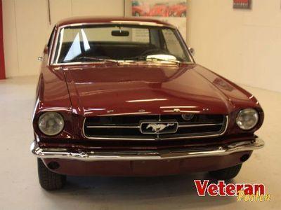 brugt Ford Mustang Coupé V8