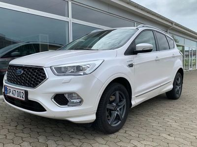 käytetty Ford Kuga 2,0 TDCi Vignale Attack AWD 180HK 5d 6g Aut.