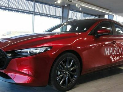 brugt Mazda 3 2,0 SkyActiv-G 150 Sky aut.