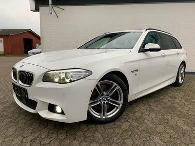 brugt BMW 535 d Touring 3,0 D 313HK Stc 8g Aut. B