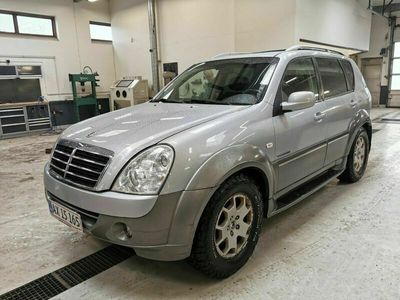 brugt Ssangyong Rexton II 2,7 XVT Spirit aut. Lux