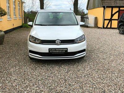 brugt VW Touran 1,6 TDi 115 Trendline BMT
