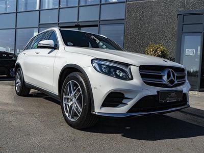 brugt Mercedes GLC250 d 2,1 D 4-Matic 9G-Tronic 204HK 5d 9g Aut.