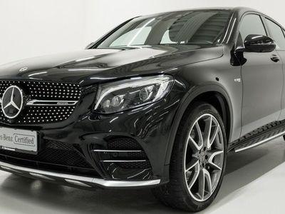brugt Mercedes GLC43 AMG AMG Coupé aut. 4-M 2017