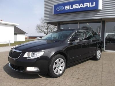 second-hand Skoda Superb Combi 2,0 TDI Ambition DSG 140HK Stc 6g Aut.