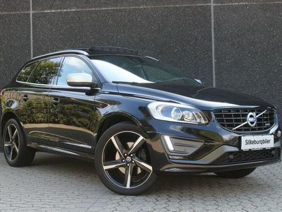 brugt Volvo XC60 2,4 D5 215 R-Design aut. AWD
