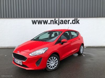 used Ford Fiesta 1,5 TDCi Trend Start/Stop 85HK 5d 6g