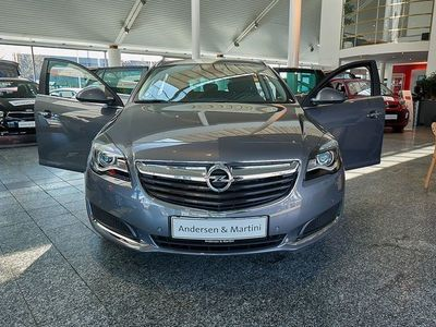 brugt Opel Insignia Sports Tourer 1,6 CDTI Edition 136HK Stc 6g Aut.