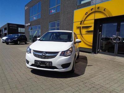 second-hand Opel Karl 1,0 Enjoy 75HK 5d