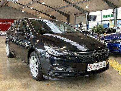 brugt Opel Astra CDTi 110 Enjoy ST