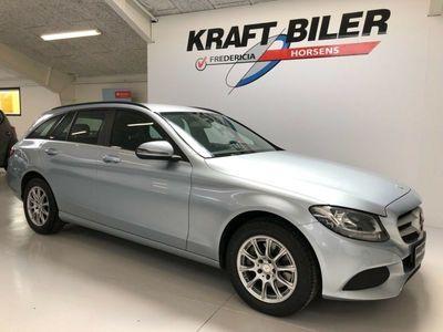 brugt Mercedes C200 2,0 stc.