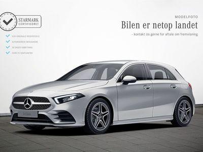 brugt Mercedes A200 1,3 AMG Line aut.