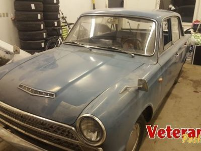 used Ford Cortina 1.2 de luxe