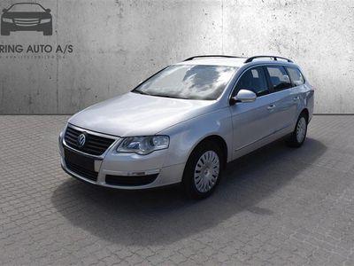 brugt VW Passat Variant 1,4 TSI Comfortline 122HK Stc - Personbil - Sølvmetal