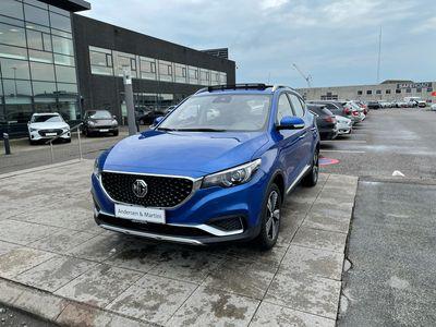 brugt MG ZS EV EL Luxury 136HK 5d Trinl. Gear