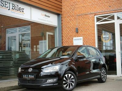 usata VW Polo 1,0 TSi BlueMotion 95HK 5d