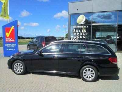 second-hand Mercedes E220 CDi stc. BE