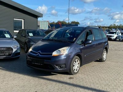 brugt Citroën Grand C4 Picasso 1,6 HDi 110 VTR 7prs