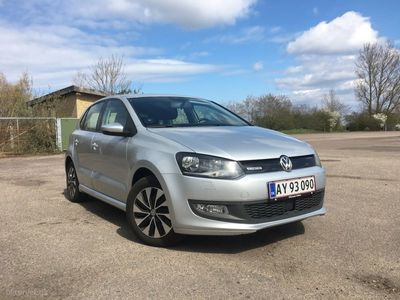 used VW Polo 1,0 BlueMotion 95HK 5d