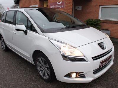 brugt Peugeot 5008 1,6 HDi 112 Premium