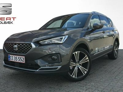second-hand Seat Tarraco 1,5 TSi 150 Xcellence 7prs