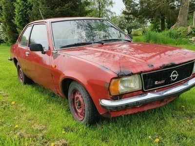 brugt Opel Ascona - 8