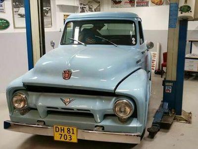 brugt Ford F100 1954
