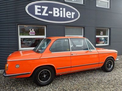 brugt BMW 2002 2,0 tii