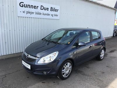 used Opel Corsa 1,4 Twinport edition 100+ 90HK 5d