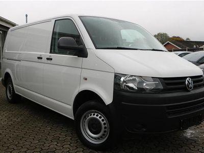 brugt VW Transporter Lang 2,0 TDI BMT 114HK Van