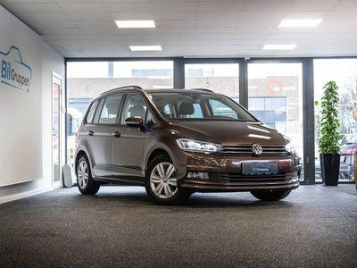 brugt VW Touran 1,6 TDi 115 Trendline DSG 7prs