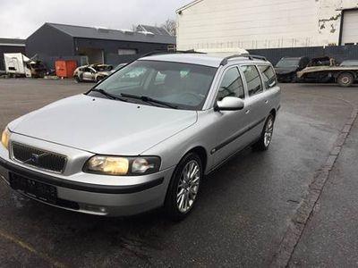 käytetty Volvo V70 2,4 D 5