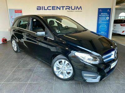 brugt Mercedes B180 d Business - Silkeborg Bilcentrum