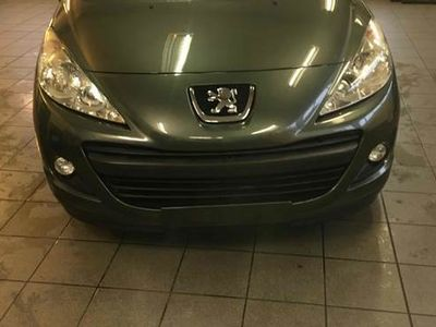 brugt Peugeot 207 1,6