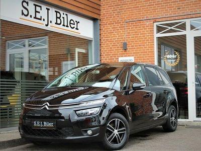 brugt Citroën Grand C4 Picasso 1,6 BlueHDi Seduction EAT6 120HK aut 5d