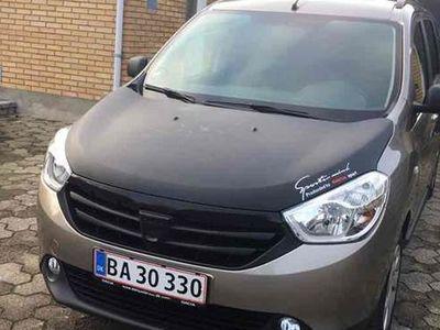 brugt Dacia Lodgy dCi 90 7p 1,5